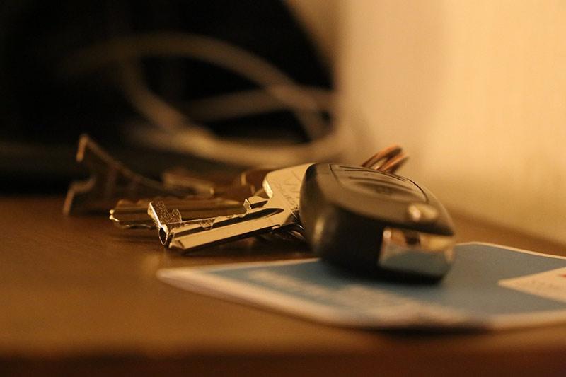 Smart Car Key Harbison Lock & Key